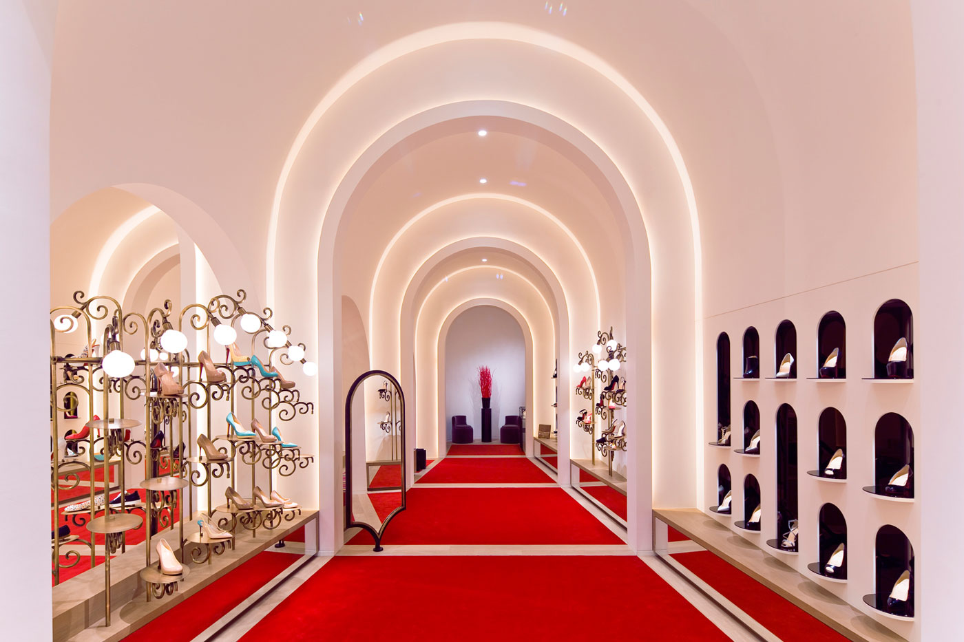 louboutin adresse magasin