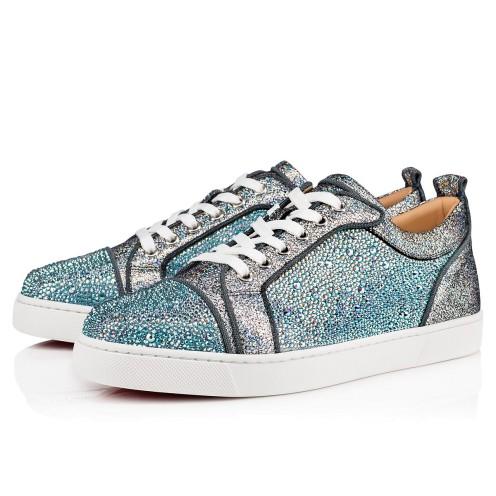 Women Shoes - Louis Junior Strass Woman - Christian Louboutin