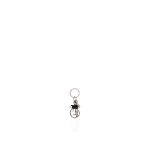 Accessories - Ruby Lou Mini Keyring - Christian Louboutin