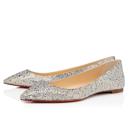Women Shoes - Ballalla Strass Strass - Christian Louboutin