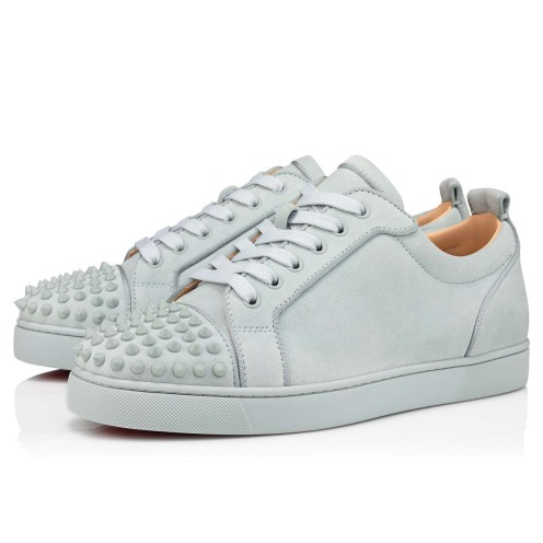 鞋履 - Louis Junior Sp 000 Veau Velours - Christian Louboutin