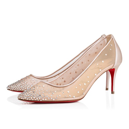 鞋履 - Follies Strass 070 - Christian Louboutin