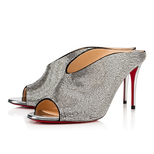 Women Shoes - Iced Bear - Christian Louboutin