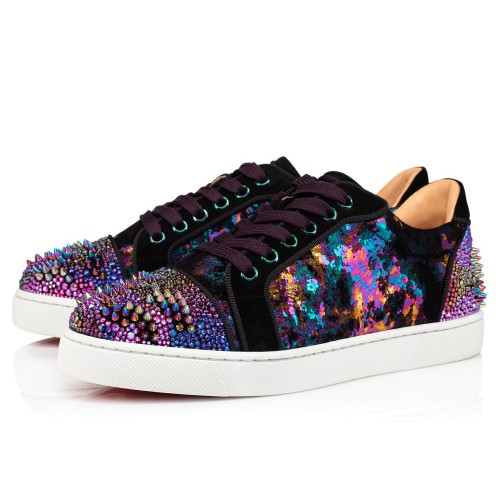 Shoes - Vieira 2 Bling Bang Orlato - Christian Louboutin