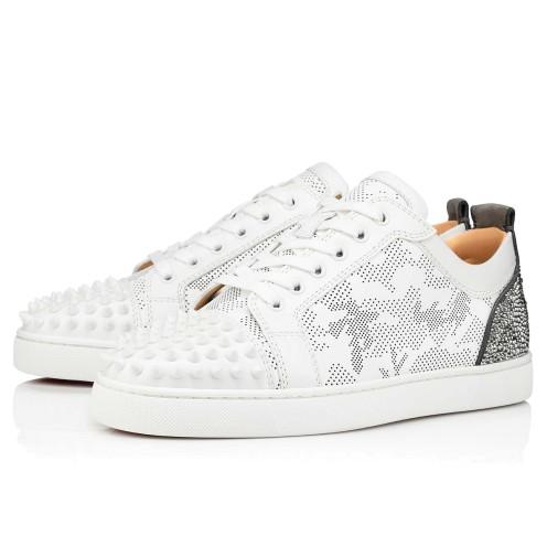 Shoes - Louis Junior Spikes - Christian Louboutin