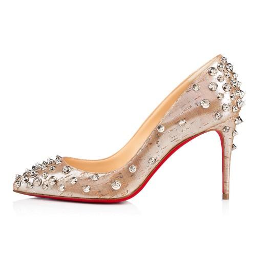 鞋履 - Aimantaclou 085 Cork - Christian Louboutin_2
