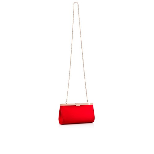 Women Bags - Palmette Small Clutch - Christian Louboutin_2