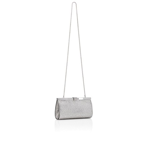 Women Bags - Palmette Clutch Small - Christian Louboutin_2
