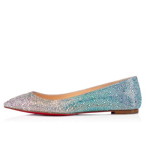 Shoes - Ballalla Strass 000 Strass - Christian Louboutin_2