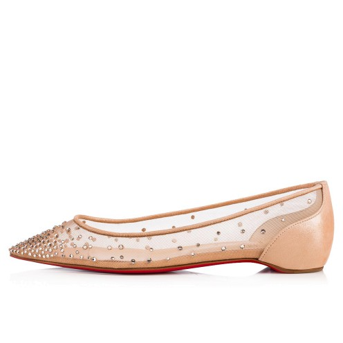 鞋履 - Follies Strass Flat - Christian Louboutin_2