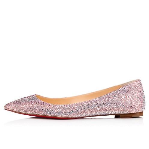 鞋履 - Ballalla Strass 000 Strass - Christian Louboutin_2