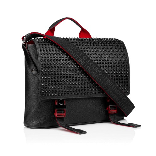 Men Bag - Loubiclic Messenger - Christian Louboutin_2