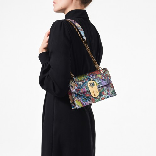 Bags - Elisa Small Paillette - Christian Louboutin_2