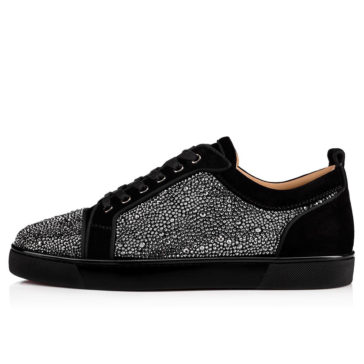Men Shoes - Louis Junior Strass - Christian Louboutin
