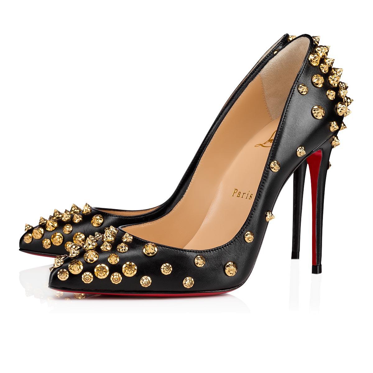 鞋履 - Aimantaclou 100 Nappa - Christian Louboutin