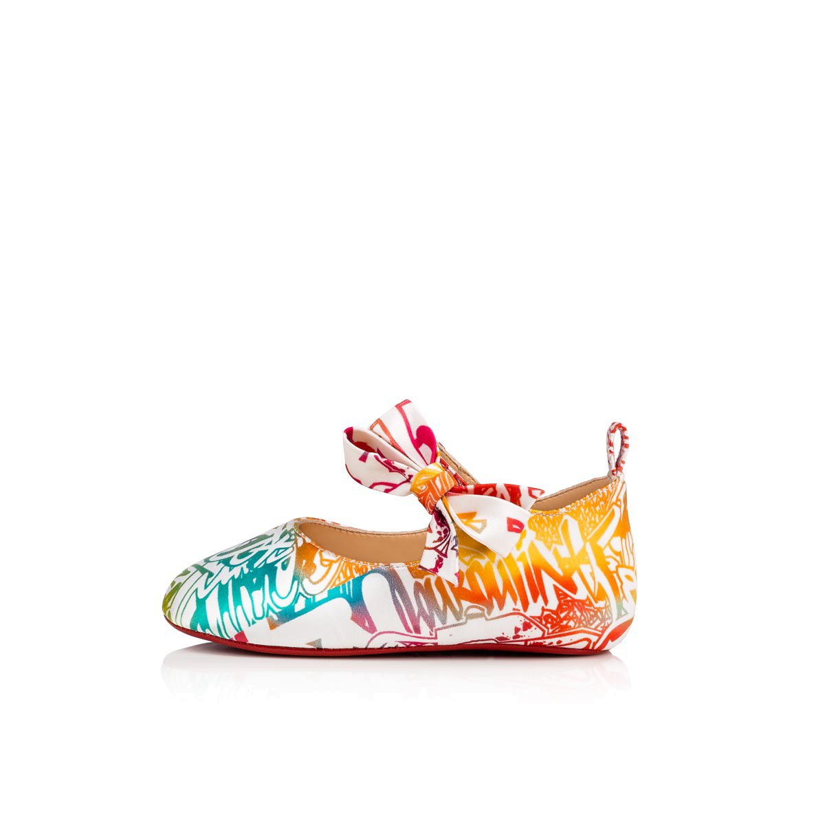 Women Kid Shoes - Lou Babe - Christian Louboutin