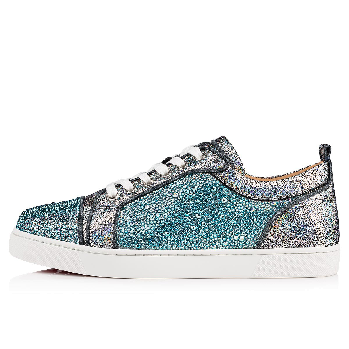 Women Shoes - Louis Junior Strass Woman - Christian Louboutin