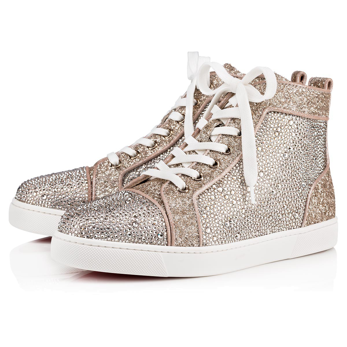 Women Shoes - Louis Orlato Wo Strass - Christian Louboutin