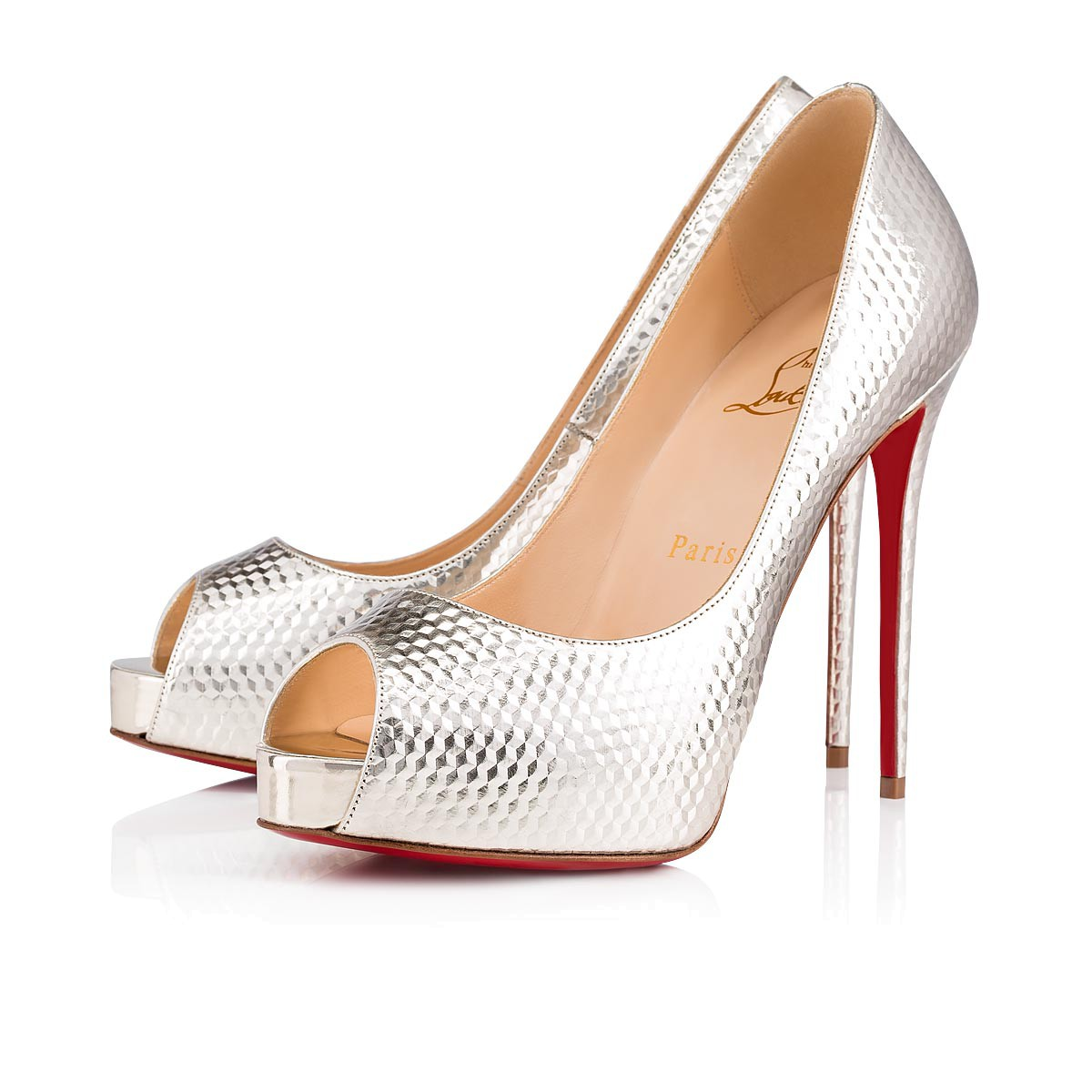 Women Shoes - New Very Prive - Christian Louboutin