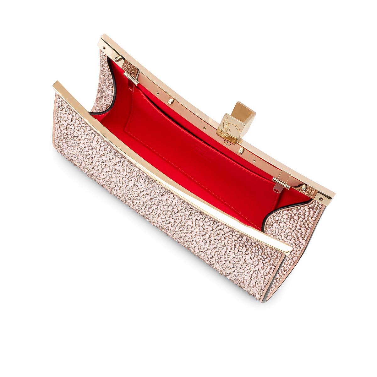 Bags - Palmette Clutch Small - Christian Louboutin