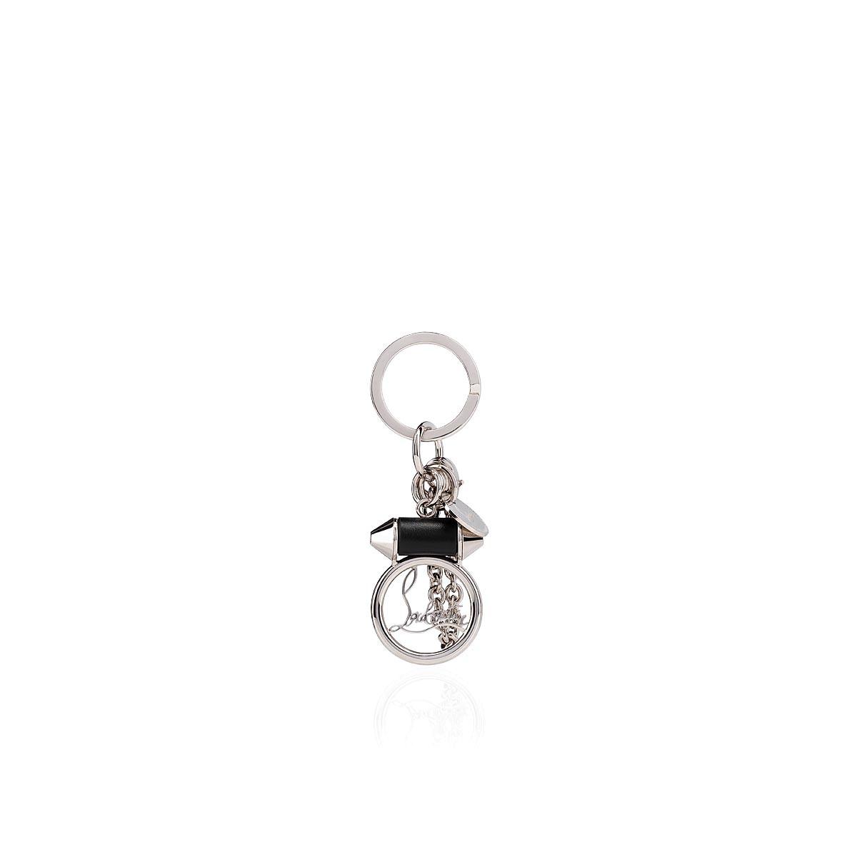 Accessories - Ruby Lou Mini Keyring - Christian Louboutin