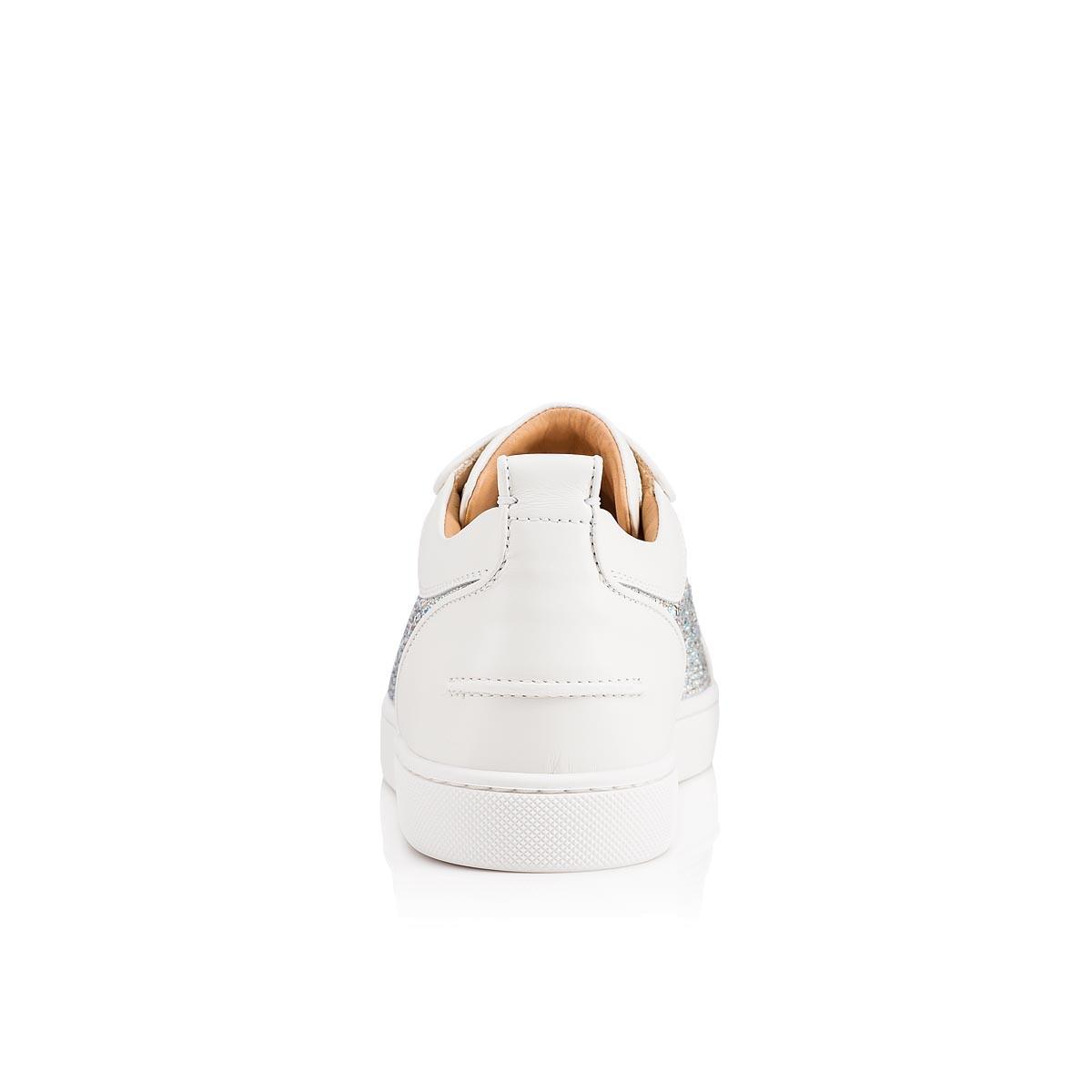 Women Shoes - Louis Junior Strass - Christian Louboutin