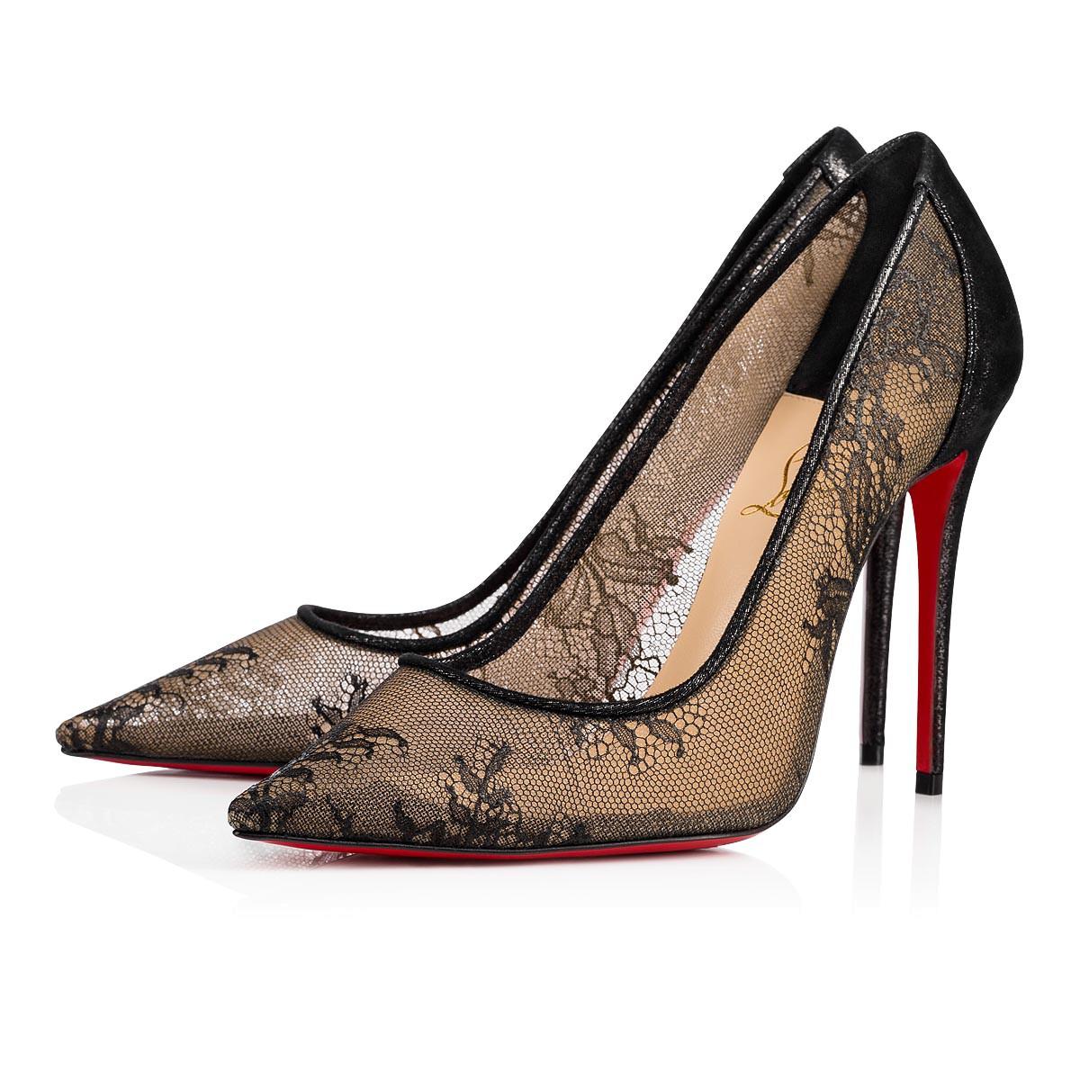 Women Shoes - Lace 554 - Christian Louboutin