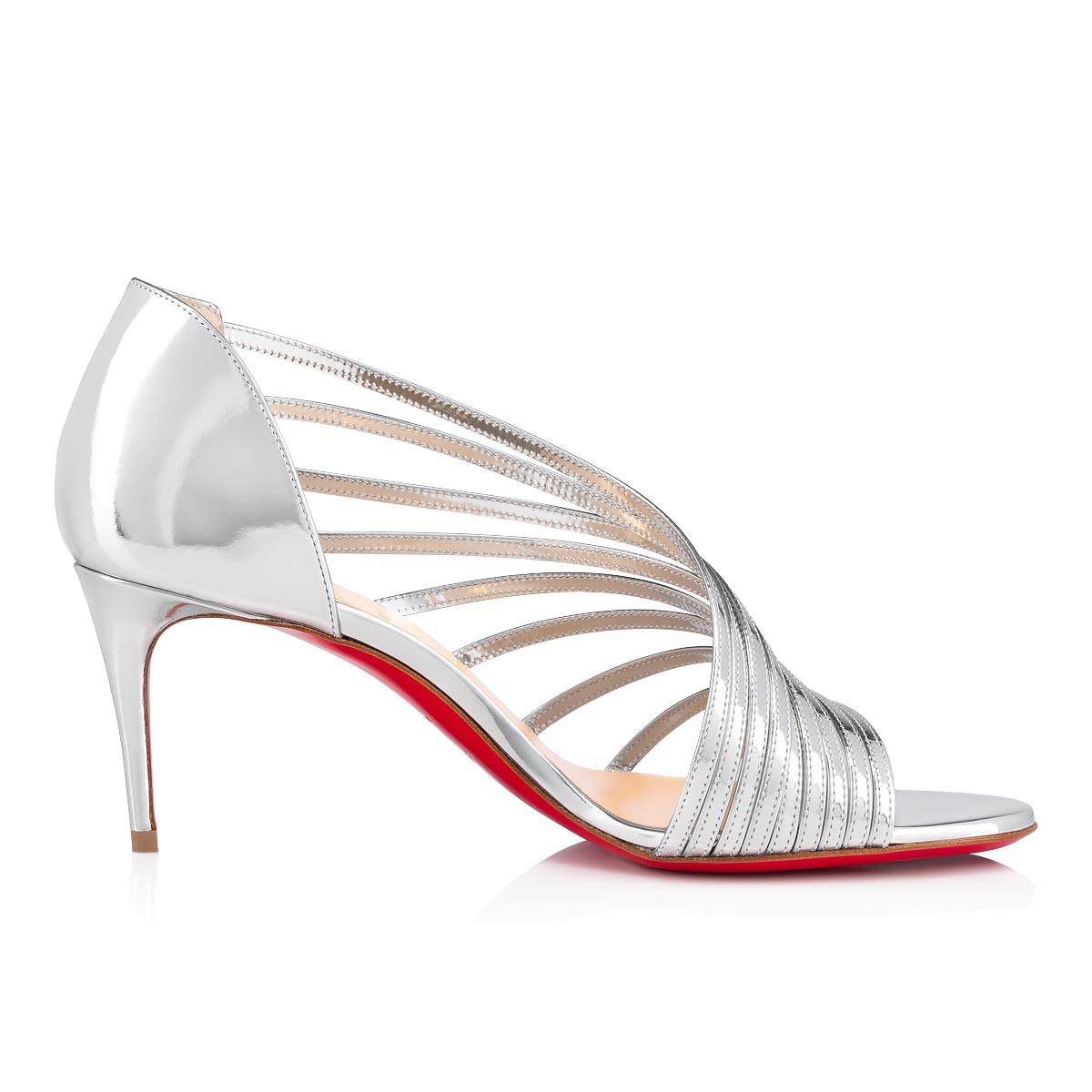 鞋履 - Norina Specchio/laminato - Christian Louboutin