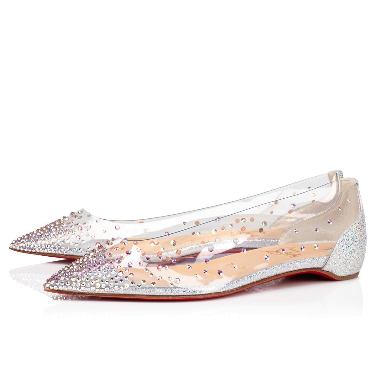 鞋履 - Degrastrass Pvc Flat Pvc/nappa - Christian Louboutin