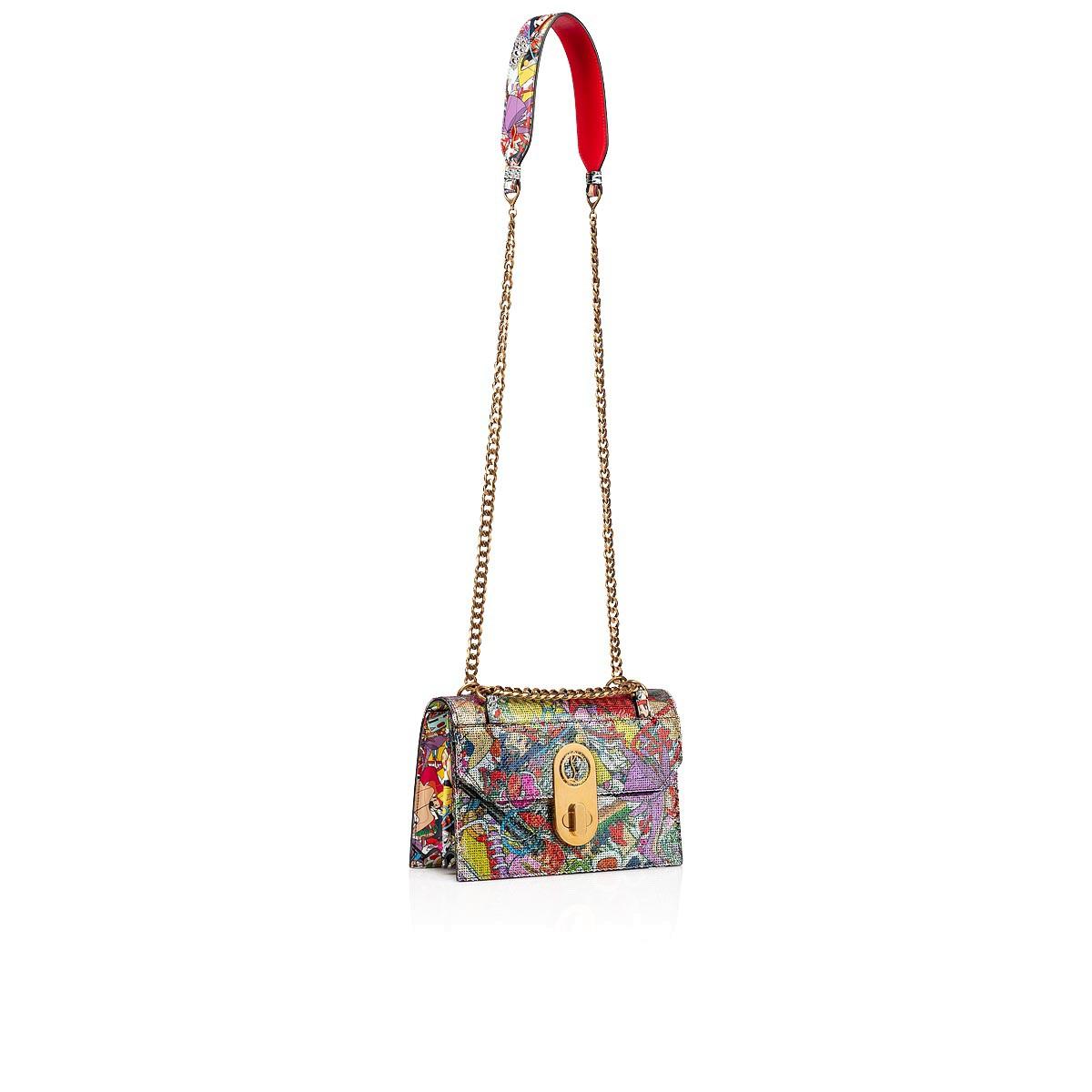 Bags - Elisa Small Paillette - Christian Louboutin