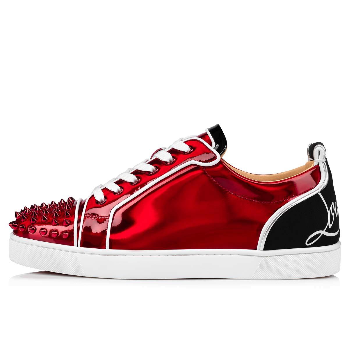 鞋履 - Fun Louis Junior Spikes - Christian Louboutin