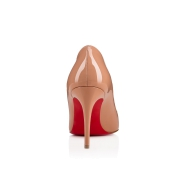 鞋履 - Pigalle 漆皮中跟鞋 - Christian Louboutin