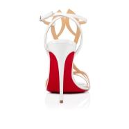 鞋履 - Double L Sandal - Christian Louboutin